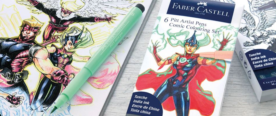 Official Homepage of Faber-Castell