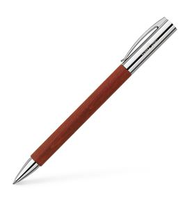 Faber-Castell - Ballpoint pen Ambition pearwood brown