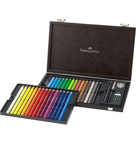 Faber-Castell - Albrecht Dürer Magnus watercolour pencil, wooden case of 30