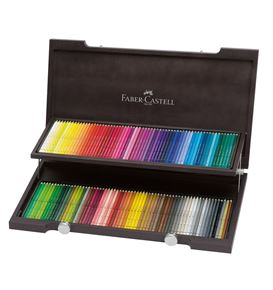 Faber-Castell - Albrecht Dürer watercolour pencil, wooden case of 120
