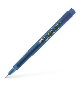 Faber-Castell - Fineliner Broadpen 1554 nightblue