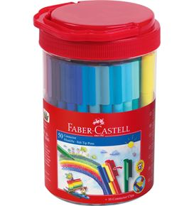 Faber-Castell - Connector Pen bucket 50 pieces