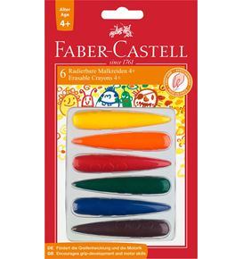 Faber-Castell - Crayon Finger, set of 6