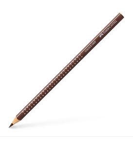 Faber-Castell - Colour Grip colour pencil, Van Dyck brown