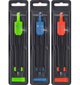 Faber-Castell - Compass for school & college