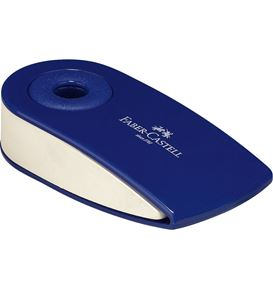 Faber-Castell - Eraser Sleeve blackberry/blue