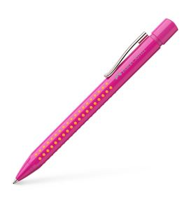 Faber-Castell - Grip 2010 ballpoint pen, M, pink-orange