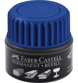 Faber-Castell - Grip refill system, blue