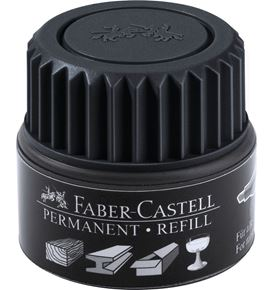 Faber-Castell - Grip refill system, black