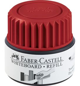 Faber-Castell - Refill Grip Whiteboard 1584 red