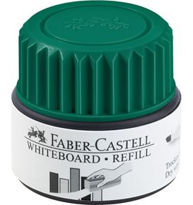 Faber-Castell - Grip Marker Whiteboard refill system, green
