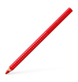 Faber-Castell - Coloured pencil Jumbo Grip red