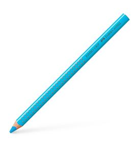 Faber-Castell - Coloured pencil Jumbo Grip light blue