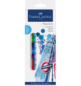 Faber-Castell - Starter kit Watercolour box of 12