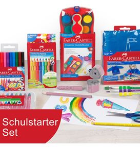 Faber-Castell - Starter parcel for beginners