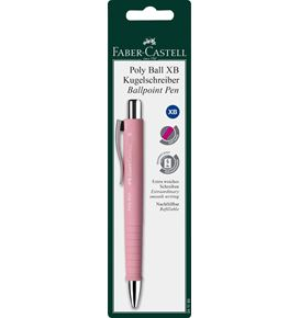 Faber-Castell - Ballpoint pen Poly Ball XB, sorted