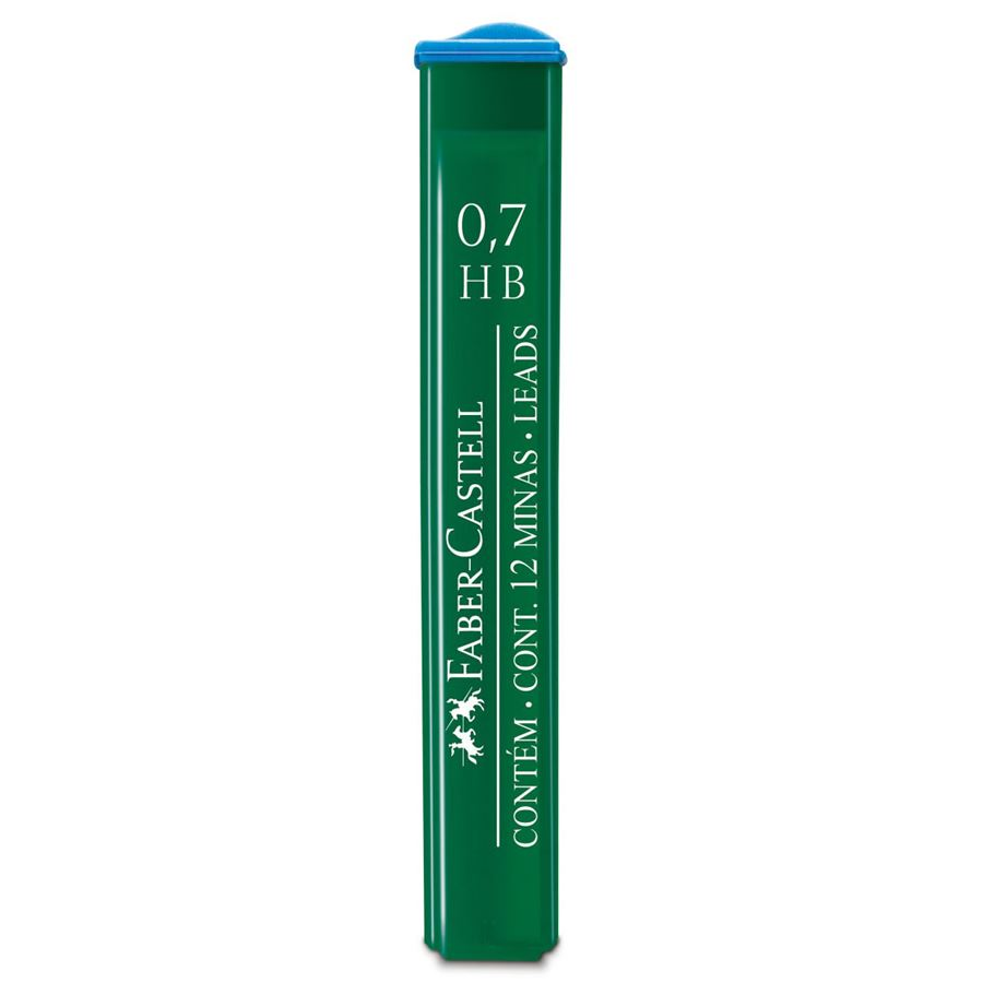 Faber-Castell - OF9127HBEU Polymer fineline lead, 0.7 mm, HB