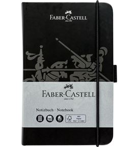 Faber-Castell - Notebook A6 black