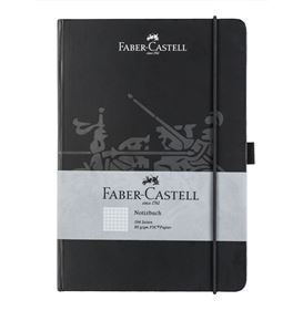 Faber-Castell - Notebook A5 black