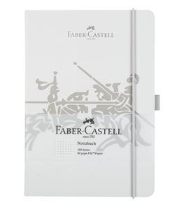 Faber-Castell - Notebook A5 grey
