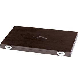 Faber-Castell - Polychromos colour pencil, wooden case of 48