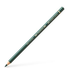 Faber-Castell - Polychromos colour pencil, juniper green