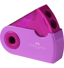 Faber-Castell - Double hole sharpener box Sleeve trend