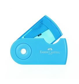 Faber-Castell - Sharpener Sleeve Mini, assorted colours