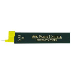 Faber-Castell - Fineline lead Super-Polymer 0.35mm B