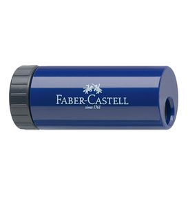 Faber-Castell - Single hole sharpener, berry-blue