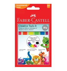 Faber-Castell - Adhesive Tack-It Creative 50g