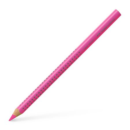 Faber-Castell - Jumbo Grip Neon dry-textliner, pink