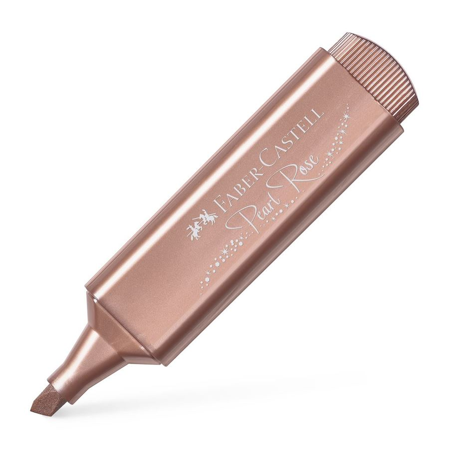 Faber-Castell - Highlighter TL 46 metallic pearl rose