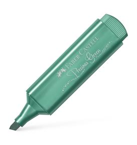 Faber-Castell - Highlighter TL 46 Metallic precious green