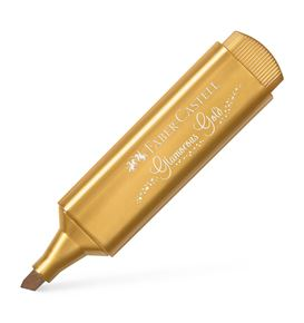 Faber-Castell - Highlighter TL 46 metallic gold