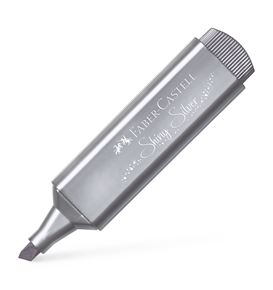 Faber-Castell - Highlighter TL 46 metallic shiny silver