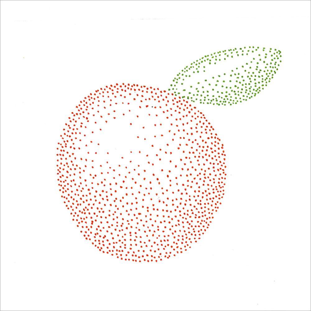 pointillism space