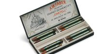 The Castell series of pencils